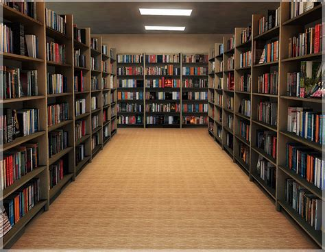 desain interior perpustakaan minimalis pribadi dan umum - Interior Perpustakaan