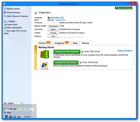 driver pack driverpack solution 15 5 iso free download