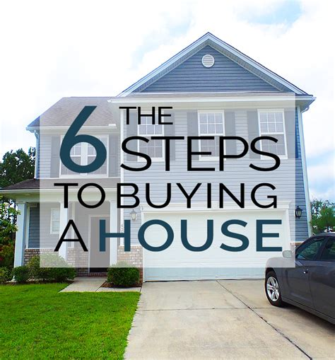 steps to buying a house with a va loan the 6 steps to buying a house kimi who
