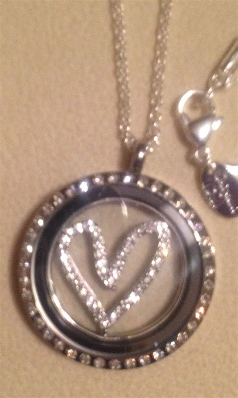 origami owl large silver locket with crystals 10 best plates images on living lockets