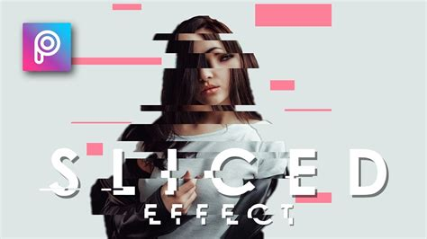 tutorial edit picsart indonesia edit foto picsart terbaru cara edit foto sliced effect