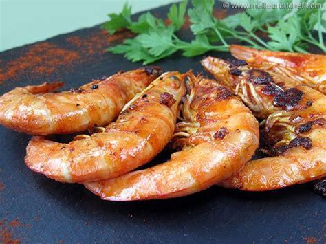 Gambas Grille by Gambas Grill 233 Es Recette De Cuisine Avec Photos Recette