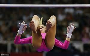 gymnastics leotards wardrobe malfunctions