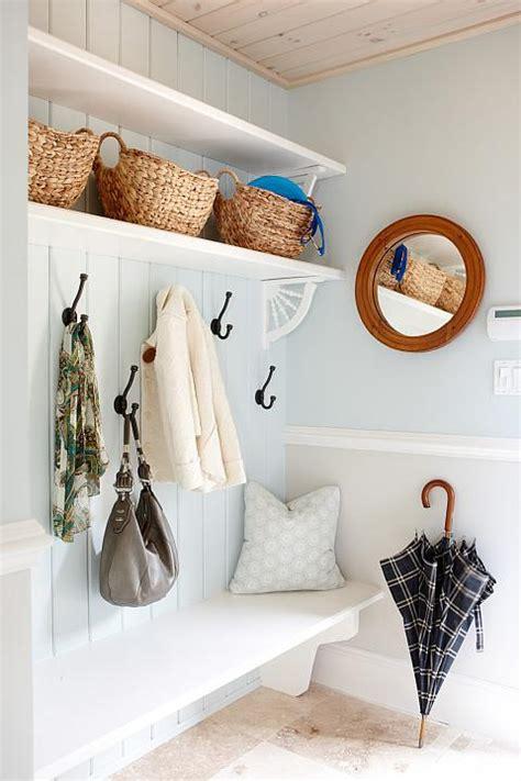 sarah richardson farmhouse laundry white wood paneled ceiling design ideas