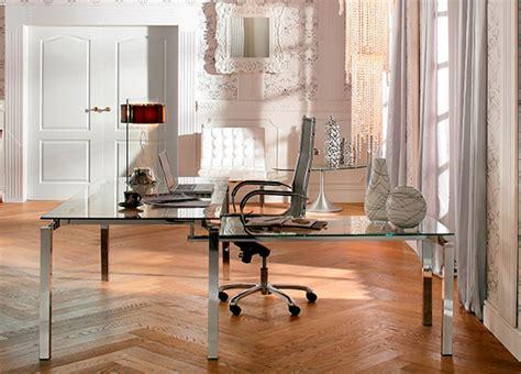 dimensioni scrivanie scrivanie in cristallo scrivania ufficio cristallo