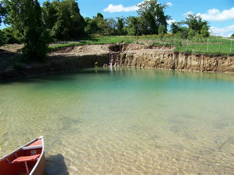 How Much Does Backyard Landscaping Cost 1 Building Your Own Private Beach Swimming Pond June12