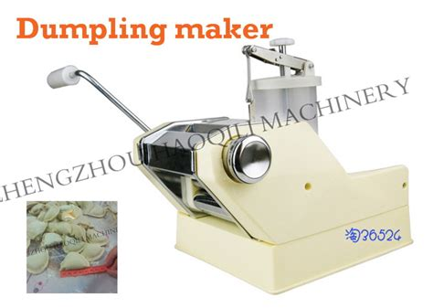 home use manual dumpling machine ravioli dumpling