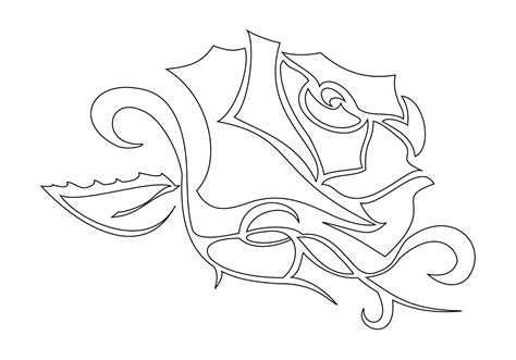 rose tattoo stencils tattoos book 2510 free printable stencils