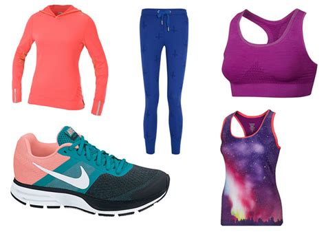 Sport Wear 10 sportswear styles to get you motivated