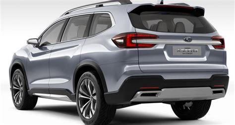 2019 subaru price 2019 subaru ascent price release date specs interior