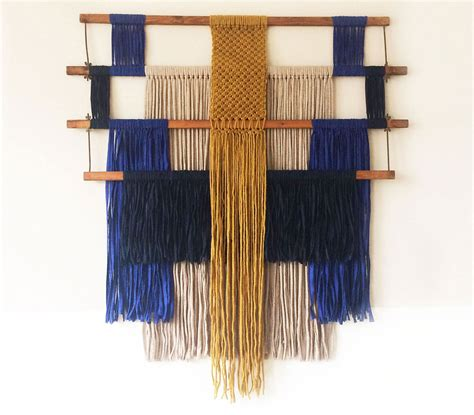 Macrame Weaving - miscellaneous wall hangings 183 annienke
