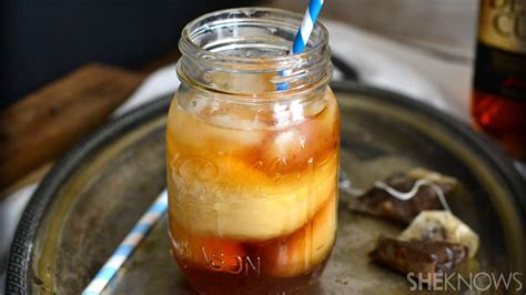 Thai Tea A Classic Thai Iced Tea With Sweet Condensed Milk this boozy thai iced tea is your hump day cocktail