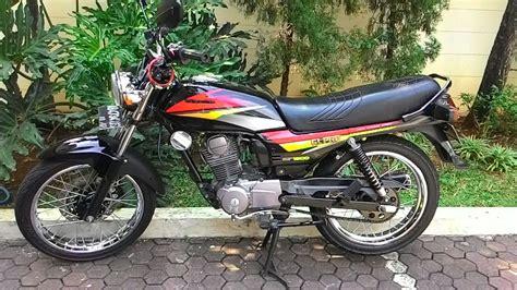 Sparepart Honda Gl Pro Black Engine 99 gambar motor gl terkeren gubuk modifikasi