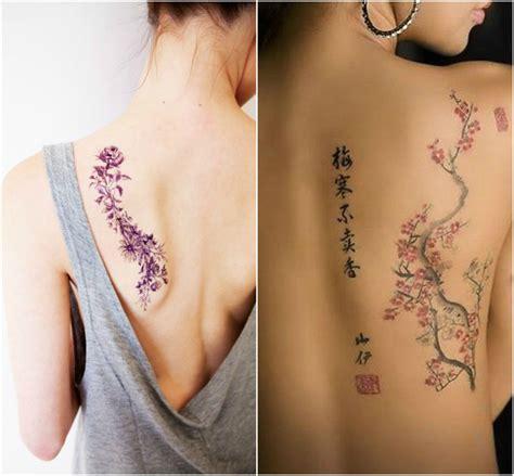 imagenes tatuajes espalda tatuajes en la espalda que las mujeres amar 225 n dise 241 o