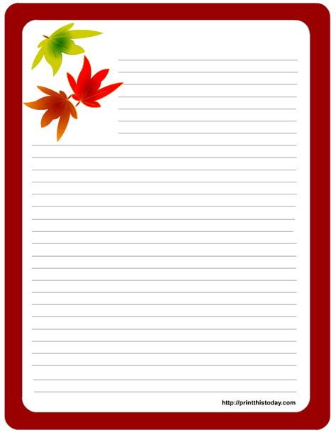 printable thanksgiving stationery free printable thanksgiving stationery