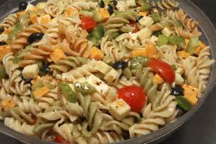 pasta salad recipie world of food