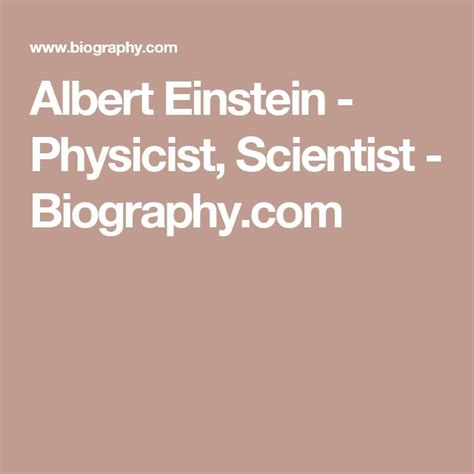 albert einstein physics biography 628 best images about albert einstein on pinterest