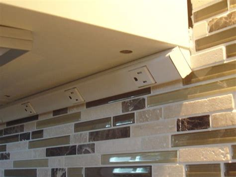 under cabinet plug strips kitchen under cabinet angled receptacles cabinets matttroy