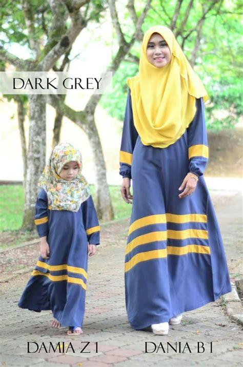 Abaya Ibu Dan Anak jubah ibu dan anak by jubah muslimah rekaan terkini khas
