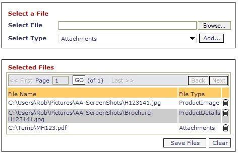 remote file upload tool