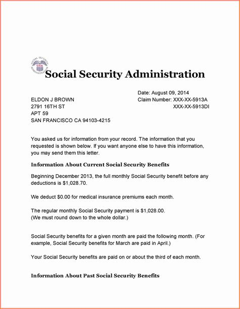 Award Letter Social Security Sle Disability Verification Letter 54 Images Verification Of Disability Letter Ssa Poms Nl