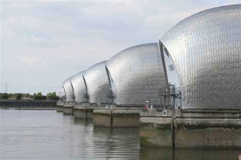 thames barrier design construction 159 best dikes flood control landscape architecture