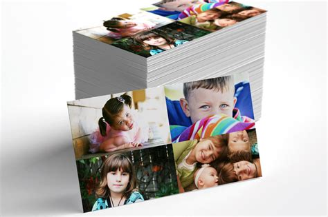 collage business card template 13 free business card templates for photographers