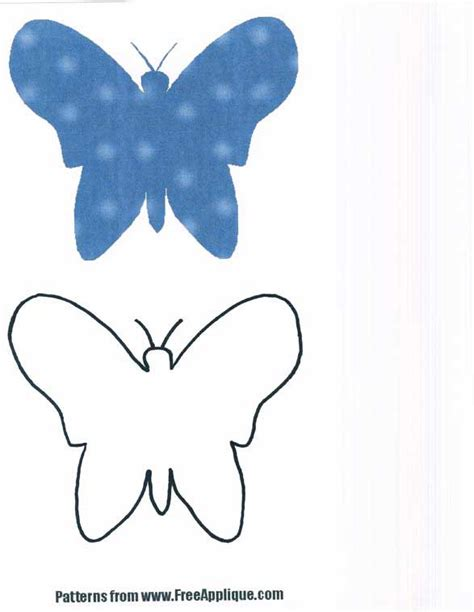 free butterfly templates patterns of butterfly 171 free patterns