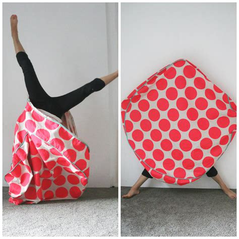 Jumbo Floor Pillows by Paper Moon Jumbo Floor Cushion