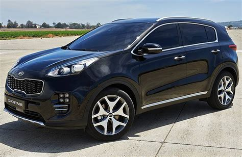 Kia With Best Mpg 2017 Kia Sportage Release Date And Fuel Economy