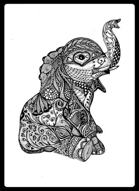 tumblr coloring pages elephants free adult coloring pages tumblr