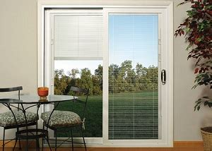 Patio Door With Blinds Inside Patio Doors Blind Installation Replacement Plaistow Nh Seacoast Replacement Windows