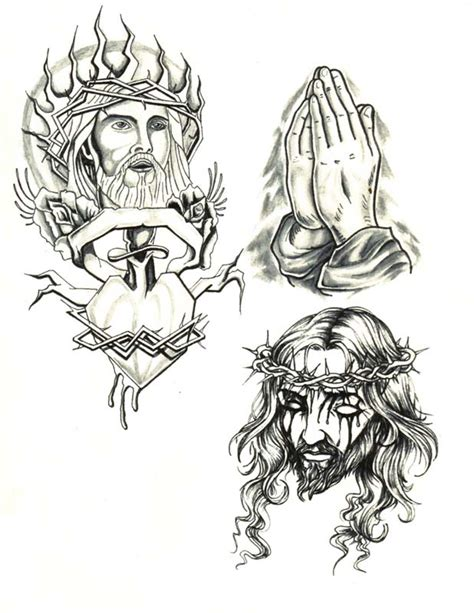 cross tattoo flash art religious5j jesus design flash pictures