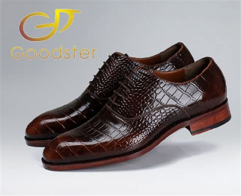 goodyear business brand shoes handmade dress shoes