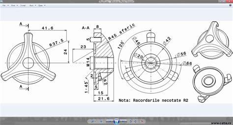 pattern sketch in catia how to create a mechanical part using catia part design 12