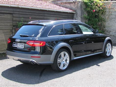 Audi 4x4 by Vehicle Manager Crossover Suv 4x4 Audi A4 Allroad 3