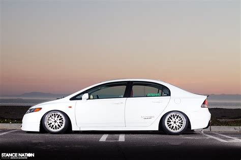 stancenation honda civic si everything just right stancenation form gt function