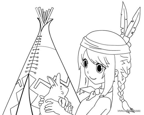 indian girl coloring pages hellokids com