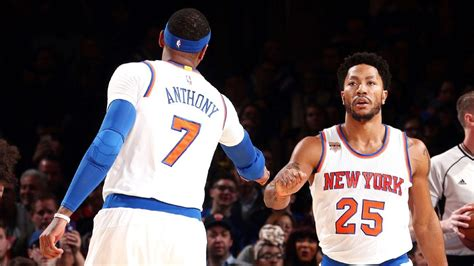 new york knicks fans should knicks fans be quick to push d rose out of new york