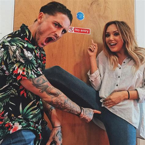 tattoo of us tv show charlotte crosby and stephen bear get x rated in new tv