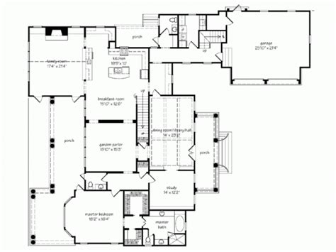 4 bedroom country house plan favething