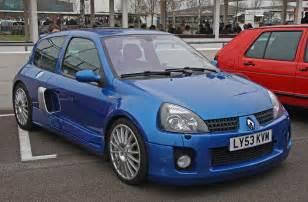 Renault Clip Sport Clio V6 Renault Sport