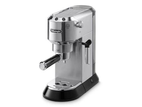 delonghi dedica ec espresso machine seattle coffee gear
