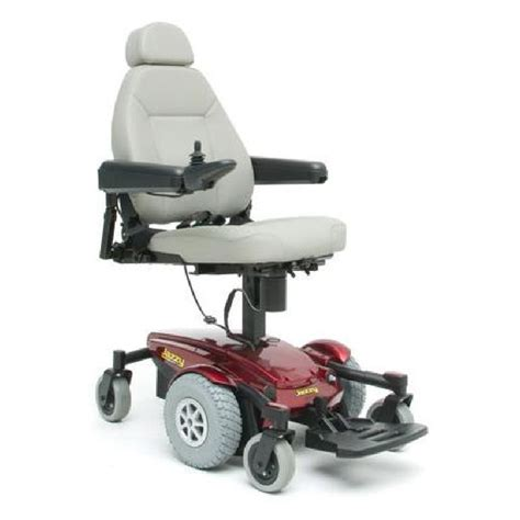 Jazzy Chairs Pride Jazzy 6 Select Power Chair Electric Wheelchairs