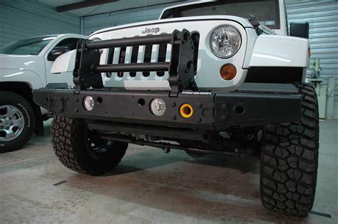 Jeep Metal Bumper Pronghorn Alpha A T C3 Jeep Wrangler Front Bumper