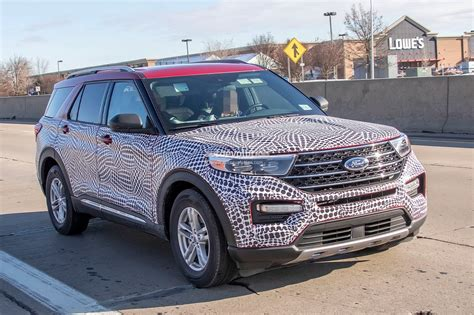 2020 Ford Interceptor Utility by 2020 Ford Explorer Previewed By All New Interceptor