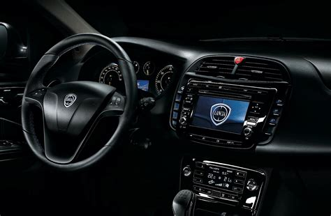 plus delta car interior design lancia delta specs 2013 2014 autoevolution