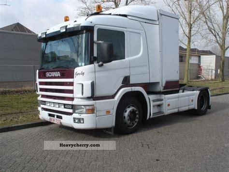 scania 94d 260 euro2 1996 standard tractor trailer unit