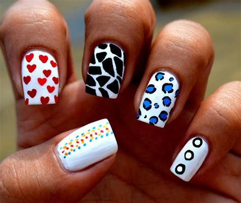 nails designs using toothpicks nail art at home toothpick nail art designs