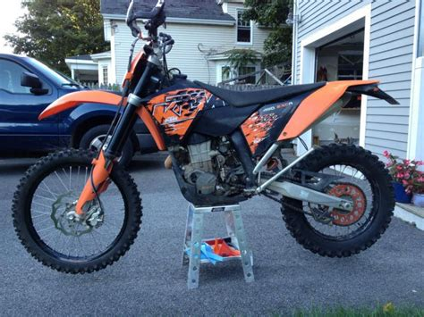 2008 Ktm 450 Excr 2008 Ktm 450 Exc R Enduro With 2728 For Sale On 2040